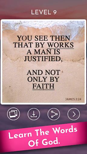 Bible Crossword Puzzle Games: Bible Verse Search 1.4 screenshots 2