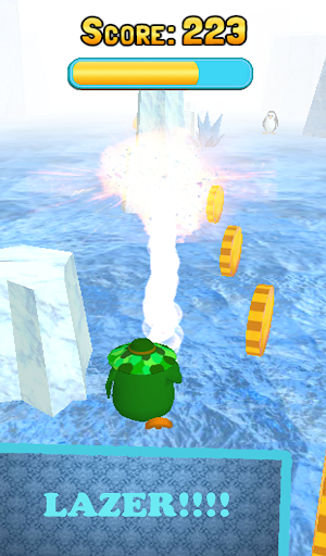 Penguin Run 3D modavailable screenshots 4