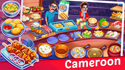 Cooking Express : Food Fever Cooking Chef Games screenshots 11