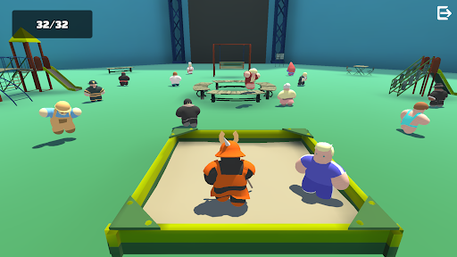 Squid Game: Online Multiplayer Survival Party  screenshots 2