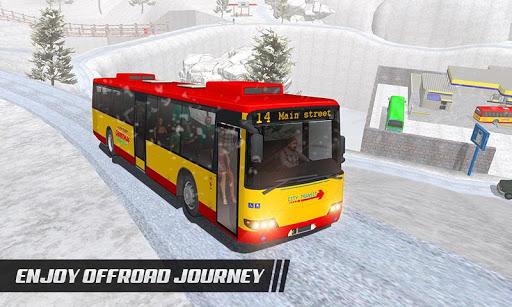 City Coach Bus Driving Simulator Games 2018 screenshots 7