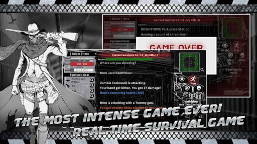 City Survival : Text Battle Royale 0.79 screenshots 3
