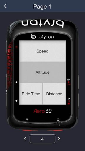 Bryton Active  Screenshots 2
