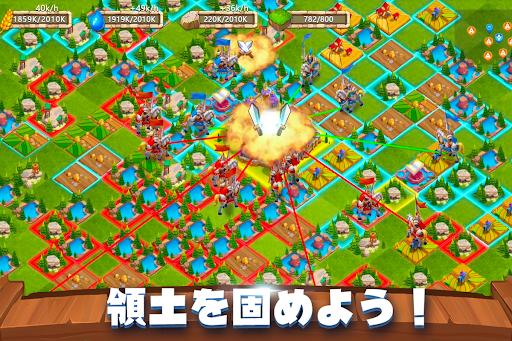 Castle Clashuff1au30aeu30ebu30c9u30edu30a4u30e4u30eb 1.7.5 screenshots 5