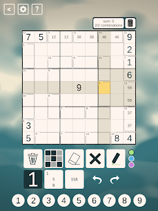 Killer Sudoku For Android (Paid, MOD) 7