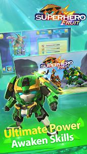 Download Superhero Fruit Apk : Robot Wars – Future Battles v3.3 (Mod – free shopping) 1