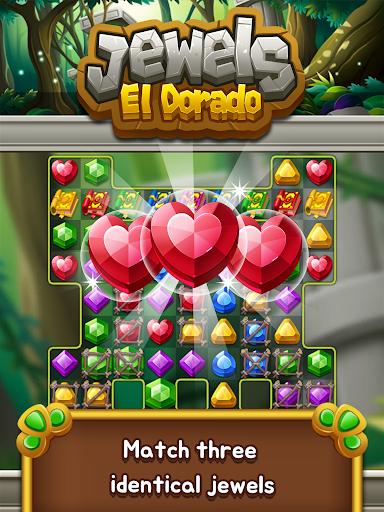 Jewels El Dorado 2.9.2 screenshots 9