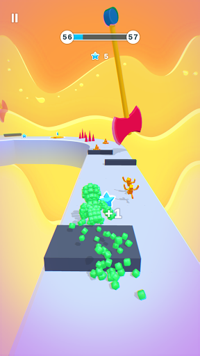 Pixel Rush - Epic Obstacle Course Game android2mod screenshots 7