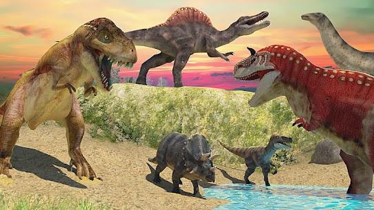Dinosaur Hunter 2021: Dinosaur Games 4
