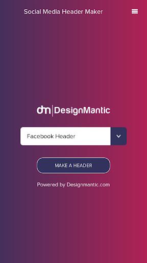 Social Media Cover Maker 2.0 Screenshots 1