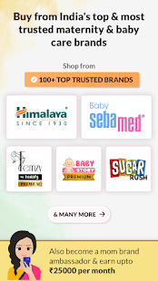 India's #1 Pregnancy,Parenting & Baby Products App 3.0.8.87 Screenshots 4