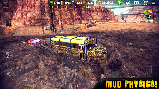 Off The Road MOD APK (Unlocked All Cars) 4