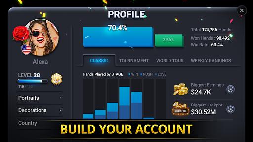 Blackjack Championship screenshots 8