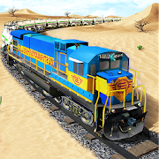 Train Driving Simulator Game: Burning Oil Engine