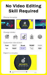 Intro Maker, Outro Maker, Intro Templates 32.0 Screenshots 11