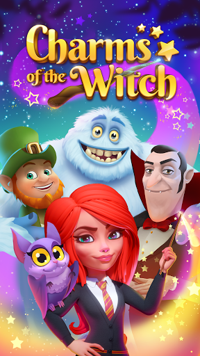Charms of the Witch: Magic Mystery Match 3 Games  screenshots 24