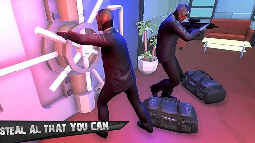 City Gangster Bank Robbery 2020 screenshot 4