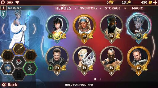 Gunspell 2 u2013 Match 3 Puzzle RPG  screenshots 7