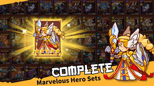 Hero Summoner - Free Idle Game apkdebit screenshots 10