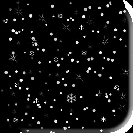 Simple Snowfall Live Wallpaper