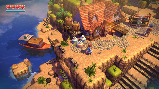 Oceanhorn u2122 1.1.4 Screenshots 8
