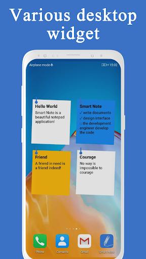 smart note - notes, notepad, todo, reminder, free screenshot 3