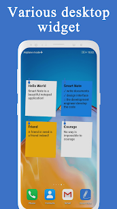 Smart Note Mod Apk- Notes, Notepad, Todo (Premium Features Unlocke) 3