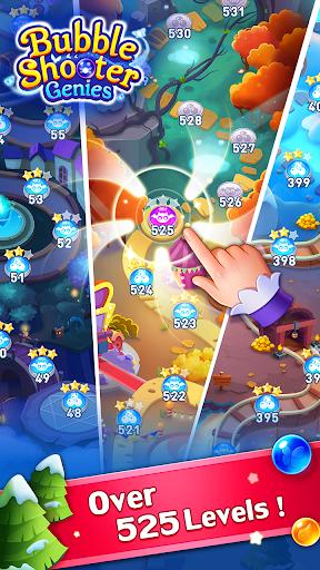 Bubble Shooter Genies 1.36.0 screenshots 5