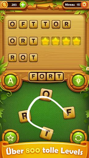 Wort Finden - Wort Verbinden Kostenlose Wortspiele  screenshots 3
