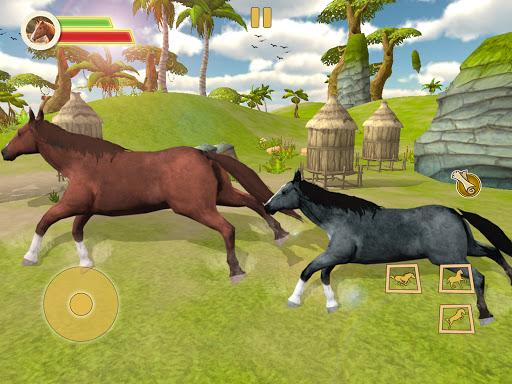 Ultimate Horse Simulator - Wild Horse Riding Game 0.2 screenshots 12