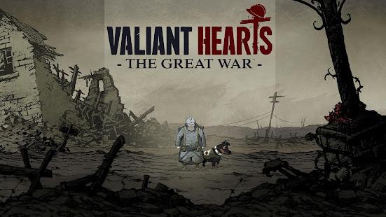 Valiant Hearts The Great War 1.0.1 Screenshots 15