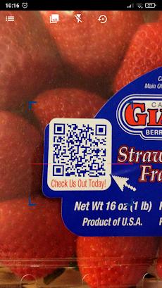 QR Code Scannerのおすすめ画像5