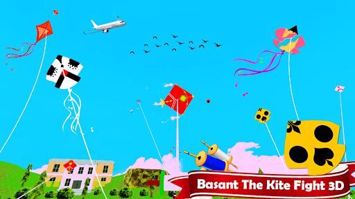 Basant The Kite Fight 3D : Kite Flying Games 2021 1.0.7 screenshots 15