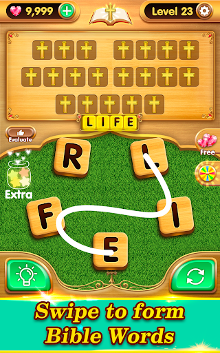Bible Word Puzzle - Free Bible Word Games 2.11.29 screenshots 14