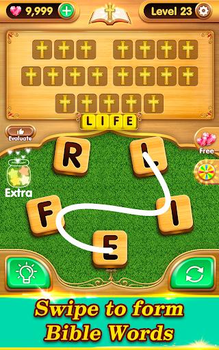 Bible Word Puzzle - Free Bible Word Games  screenshots 14