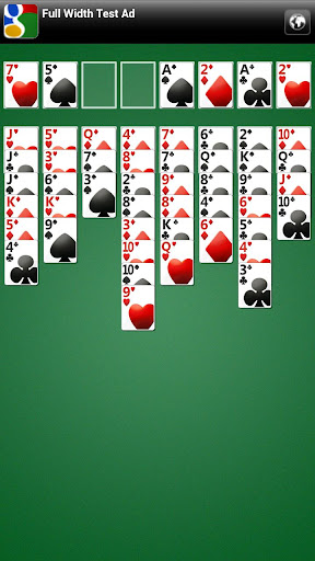 Freecell apkpoly screenshots 2