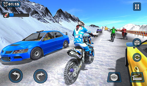 Dirt Bike Racing 2020: Snow Mountain Championship 1.0.8 screenshots 12
