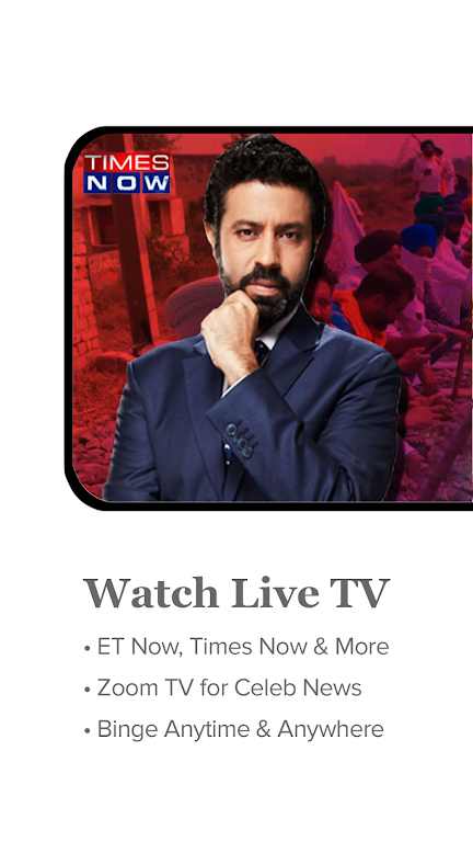 The Times of India Newspaper - Latest News App  poster 4