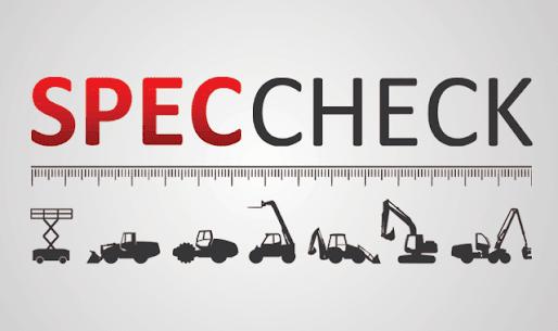 Spec Check 1