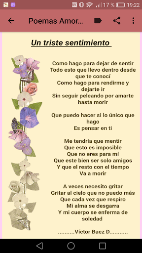 Poemas Para Un Amor Imposible Download Apk Free For Android Apktume Com