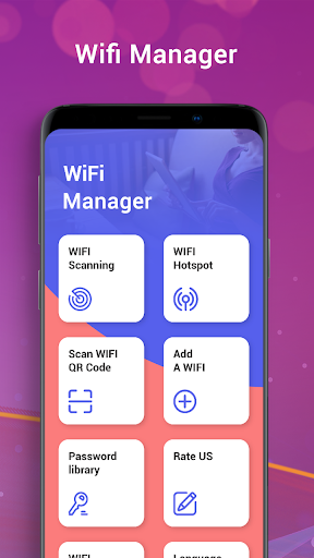 WiFi Manager-Open more exciting screenshots 1