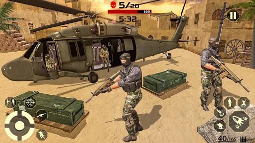 FPS Shooter Game: Offline Gun Shooting Games Free 1.1.4 screenshots 1