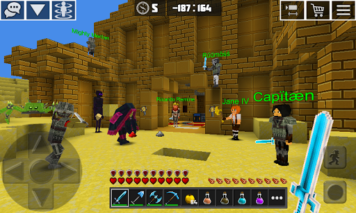 Multicraft: Block Craft Mini World 3D 2.15.1 screenshots 5