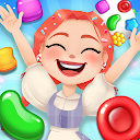 Candy Go Round - Sweet Puzzle Match 3 Game