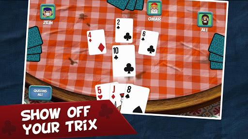 Trix Sheikh El Koba: No 1 Playing Card Game 6.8 Screenshots 5