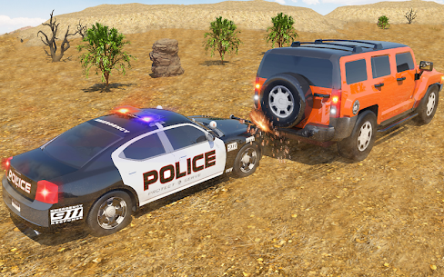 Offroad Jeep Prado Driving – Police Chase Games Game Hack & Cheats 5