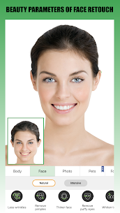 Free Retouch Me  Body  Face Editor 4