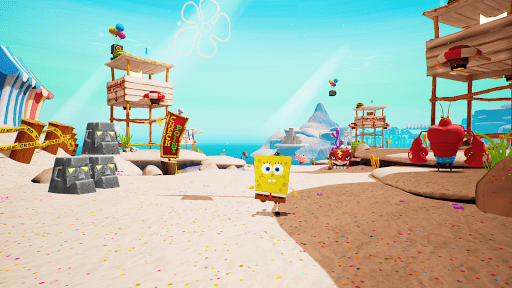 SpongeBob SquarePants: Battle for Bikini Bottom apkdebit screenshots 7