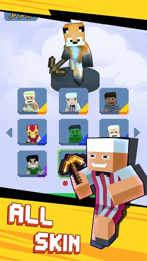 Craft Runner - Miner Rush: Building and Crafting Apkfinish screenshots 23