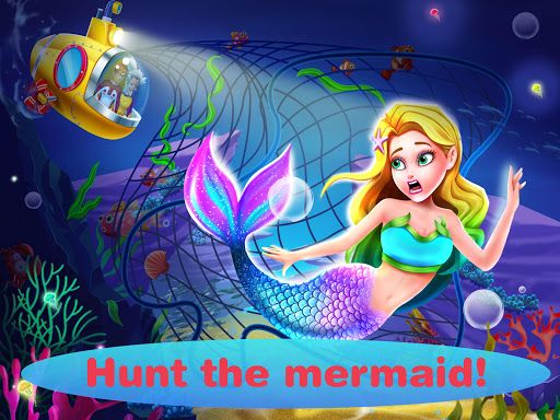Mermaid Secrets28– Save Mermaids Princess 1.3 updownapk 1